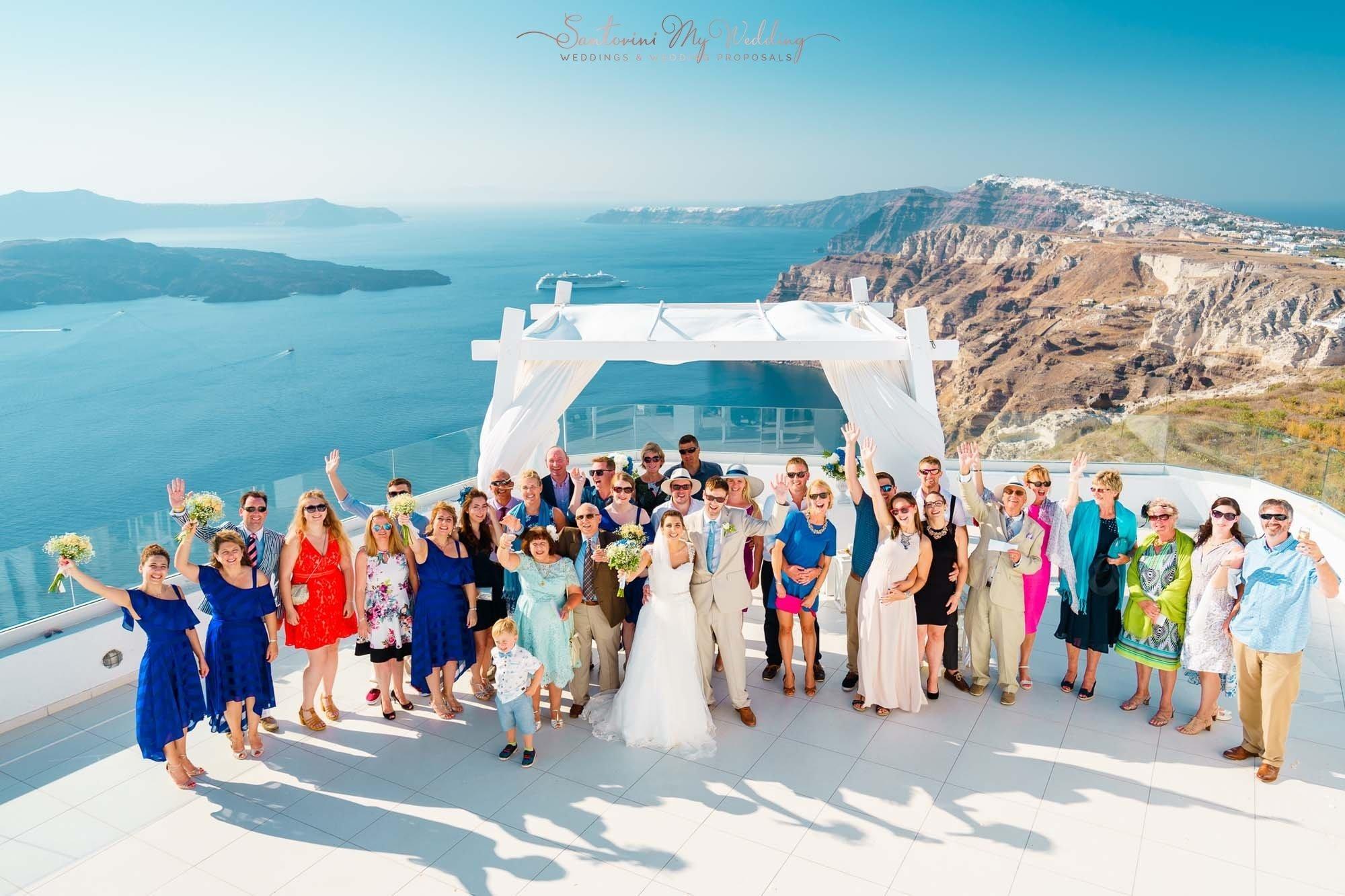 Wedding Venues | Santorinimywedding