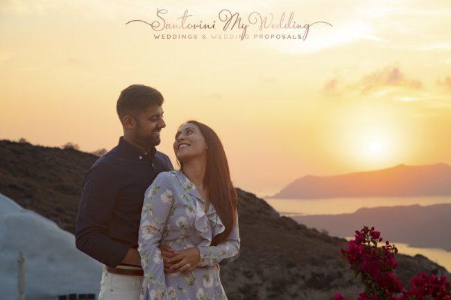 Wedding Proposals | Santorinimywedding