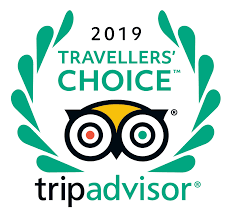 Tripadvisor 2017 Choice award
