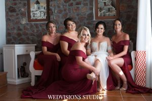 Bridesmaids dresses, how should you choose their style!! 24