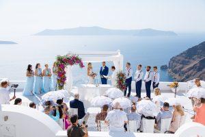 Planning a Wedding in Santorini 6