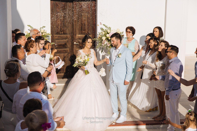 Wedding in Santorini – A Lifetime Experience 1