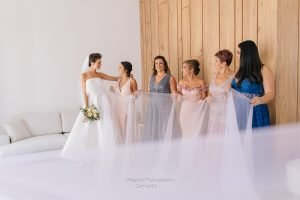Bridesmaids dresses, how should you choose their style!! 27