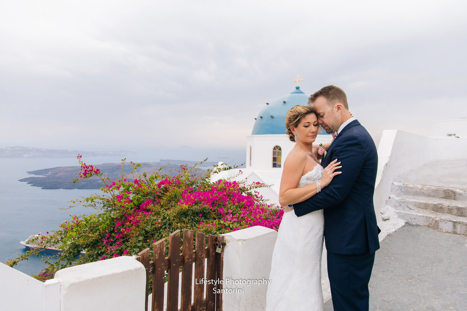 Excavate your buried Dream. Renew your vows in Santorini 4