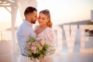Santorini – The perfect place for Wedding Proposals 2