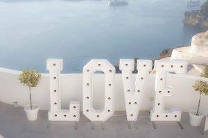 Planning a wedding Proposal in Santorini 8