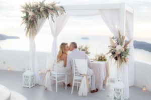 Excavate your buried Dream. Renew your vows in Santorini 3