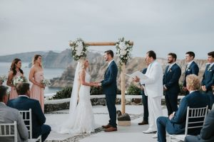 Santorini wedding cost? What does it cost to get married in Santorini Greece? 3