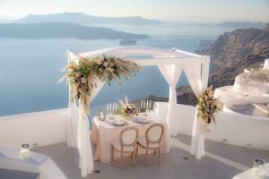 Santorini – The perfect place for Wedding Proposals 4