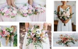 Santorini Bridal bouquets.. Only Beauty!! 4
