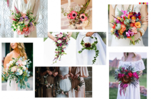 Santorini Bridal bouquets.. Only Beauty!! 6