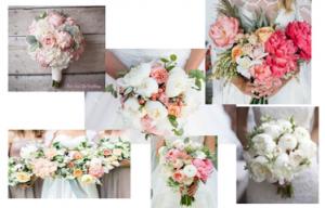 Santorini Bridal bouquets.. Only Beauty!! 8