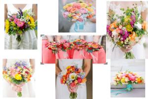 Santorini Bridal bouquets.. Only Beauty!! 10