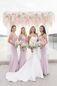Bridesmaids dresses, how should you choose their style!! 17