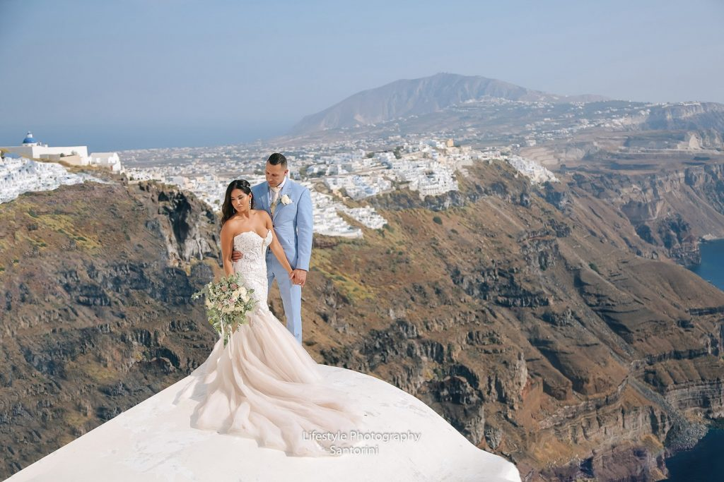 SantoriniMyWedding | places to get married in Greece