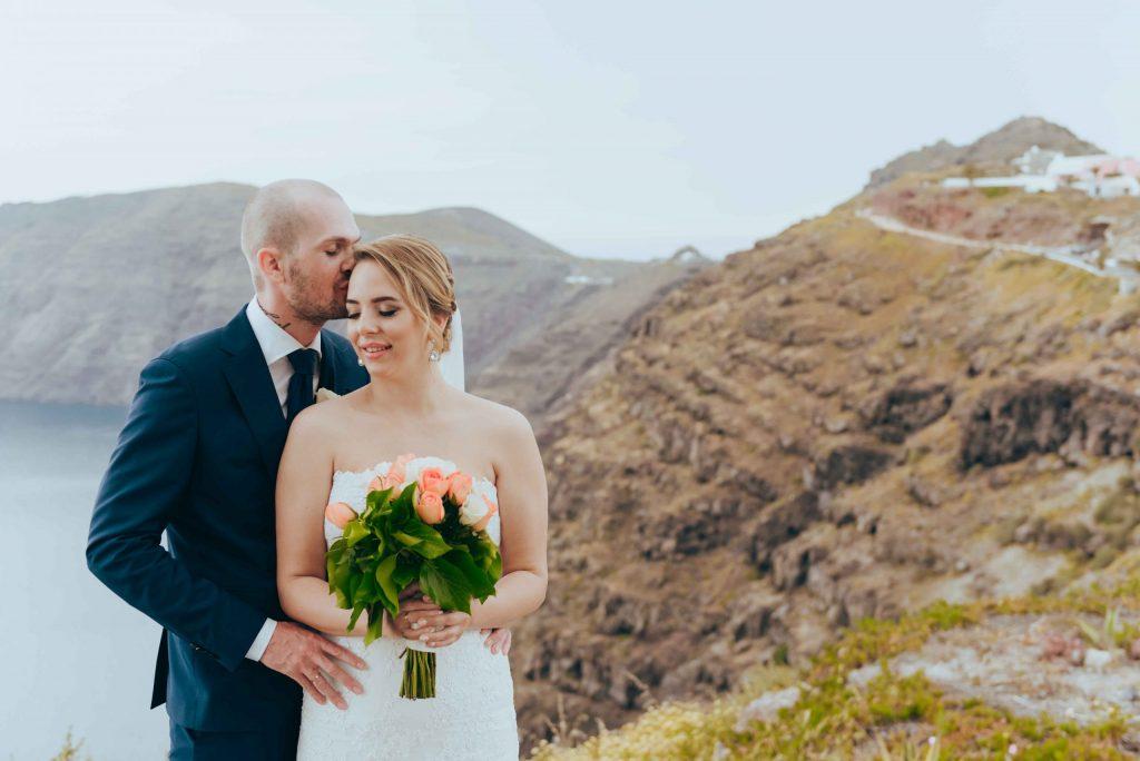 SantoriniMyWedding | getting married in Santorini
