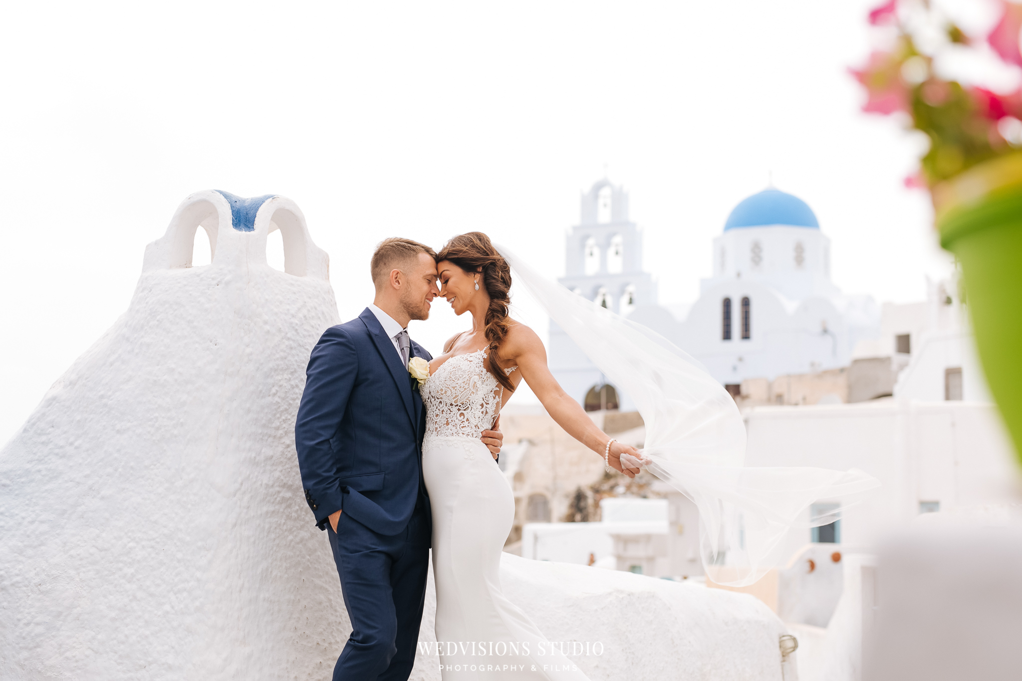 Santorini Wedding packages venues excluded 1