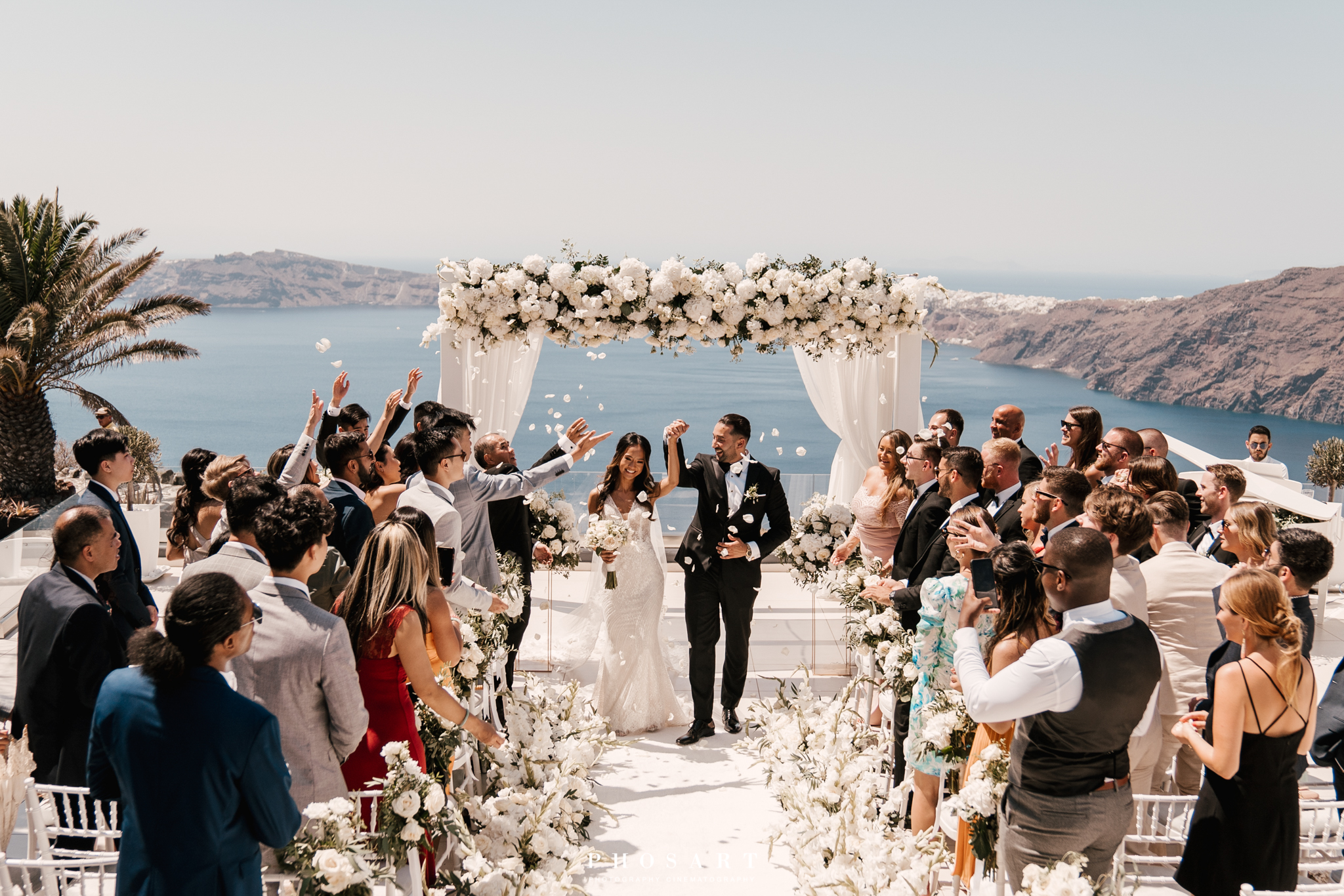 Santorini Wedding Packages  All inclusive 1